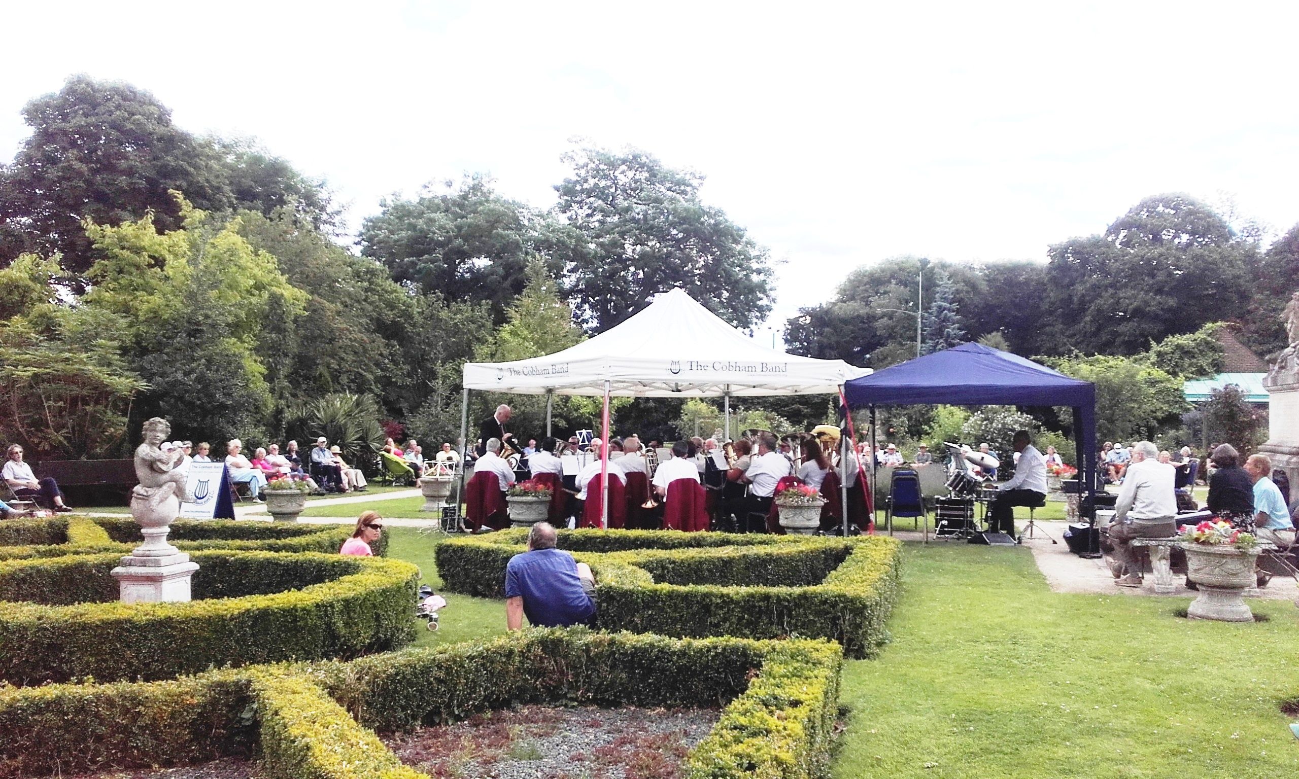 walled garden 2016 – the cobham band
